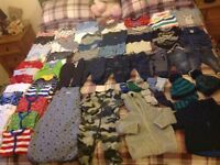 Massive bundle baby boys clothes BARGAIN