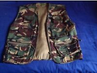Childs Army Outfit Jacket and trousers