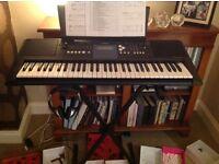 Yamaha PSR-E333 electric keyboard