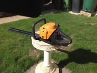Mcullock hedge cutter