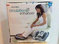 Electrovita circulation enhancer