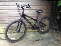 """Dawes Zombie 18 speed 24"""" wheel bike"""