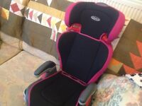 Graco Junior Maxi Group 2-3 Car Seat High Back Booster 15-36kg