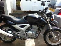 Honda 250cc cbf