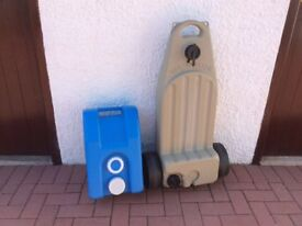 Fresh water and Waste carriers