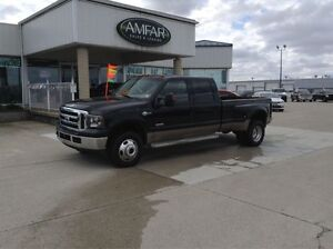 2006 Ford F-350 King Ranch / DIESEL / AS TRADED IN