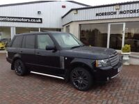 2010. Range Rover Vouge 3.6 diesel. Face lift.