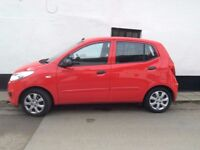 Hyundai i10 - 81,000 miles, 1 owner, good condition, reliable, cheap tax £1300
