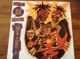 """Soul II Soul - Get a Life - 12"""" Single 1989"""