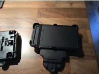 Genuine BMW Mini Countryman mobile phone holder with centre rail attachment