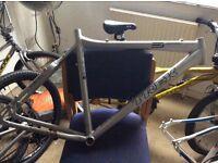 Trek mountain bike frame