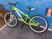 Carrera blast junior mountain bike