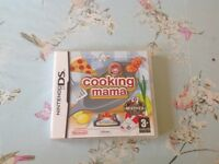 Nintendo Ds game- cooking mama
