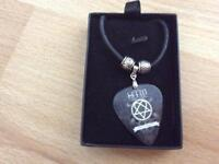 HIM Plectrum Necklace