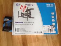 Invision ultra strong tv wall bracket for 37-70 inch tv, includes HDMI cable - Reduced price
