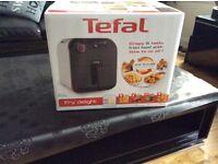 Tefal air fryer brand new