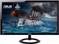 Asus VX248H 24 Full HD LED LCD Gaming Monitor Resolution 1920 x 1080 Full HD
