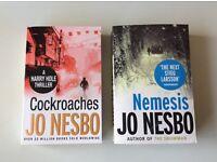 Book Selection - Jo Nesbo & Wilbur Smith Priced individually or discounts if you buy more