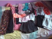 Girls clothes age 7-8