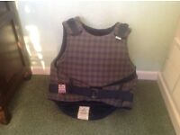 Body Protector for horse riders