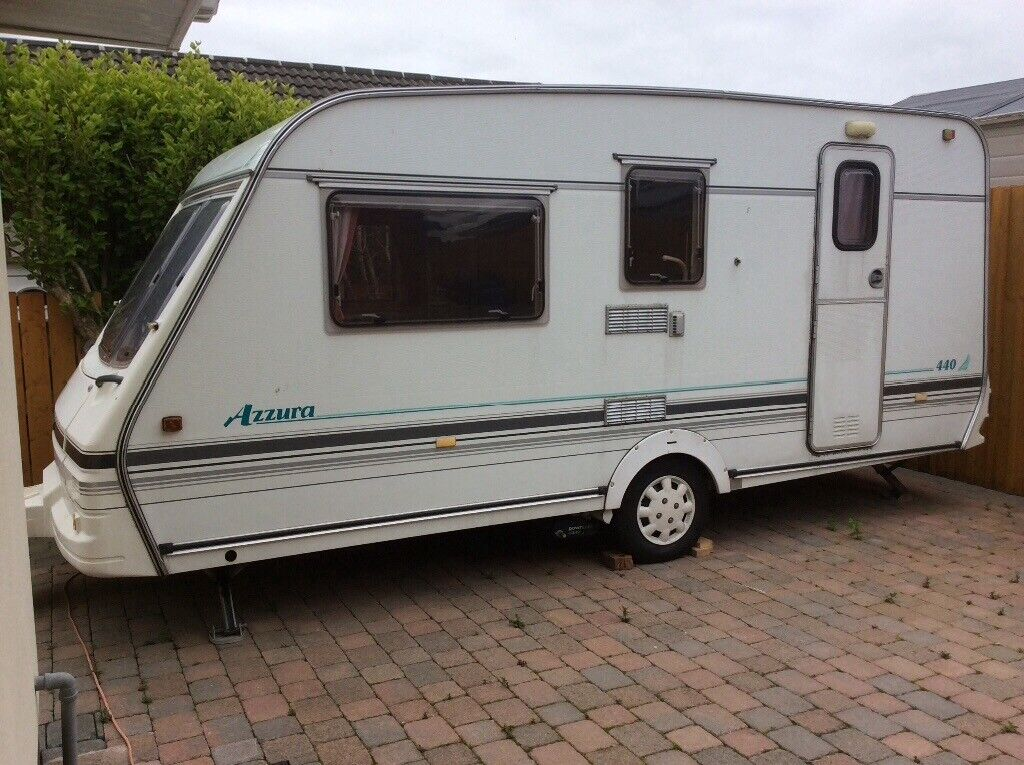 Swift Caravan for Sale 4 Berth with Good as New Motor Mover | in  Carrickfergus, County Antrim | Gumtree