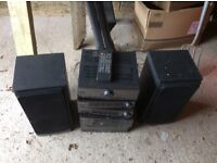 A stereo system cost a fortune forty years ago I'm asking £20.00 for charity buyer collects