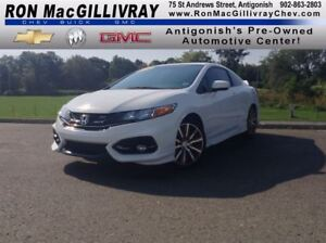 2014 Honda Civic Si..Camera..$154 B/W Tax Inc..GM Certified!!!