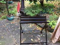 SAWHORSE with Chainsaw Support