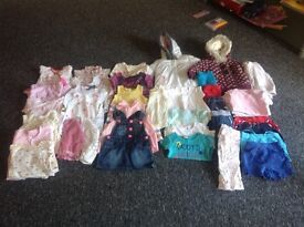 6/9 month old baby girls clothes
