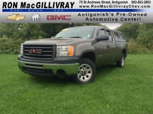 2013 GMC Sierra 1500 WT..Low KMs..$154 B/W Tax Inc..GM Certified