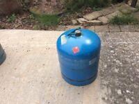 Camping Gaz 6lb (2.7kg) Butane gas cylinders for camper, boat or camping