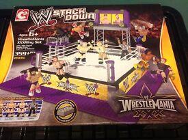 WWE Stackdown Wrestlemania XXX set - Brand New - unopened!!