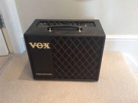 Vox VT20X Guitar Amplifier + VFS5 Footswitch
