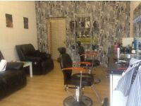 barber shop sell