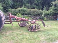PZ Haybob very good used condition, includes spares, ready for this years hay.