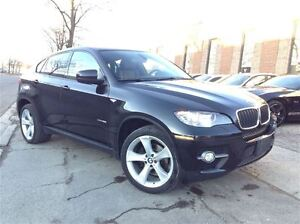 2011 BMW X6 35i xDrive | NAVI | RV CAMERA | REAR AIR/HEATED SE