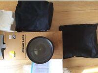 f3.5-5.6 18-200 VR II Nikon lens v.g.c. (£225)