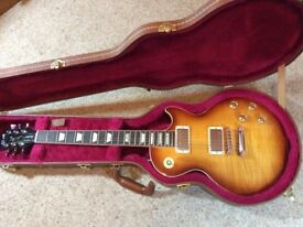 Gibson Les Paul Standard - as new, barely used