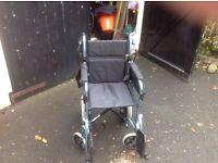 Brand New Wheelchair - Days brand