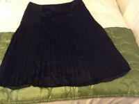ladies new black skirt