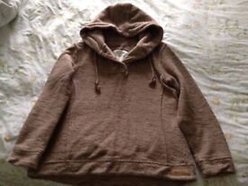WEIRD FISH HOODIE - SIZE 10 - LOVELY CONDITION