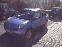 nissan micra 1.4 automatic se 5 door