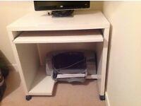 Bookcase, Computer Desk & Shelfs