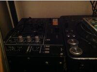 Pioneer DJM300 Mixer Pioneer DJM-300 DJ Mixer