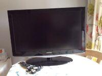 Samsung 40'' TV.