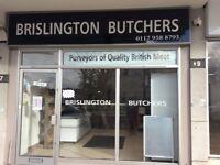 Butchers lease sale, prime location, brand new fixtures, large clientele base, set to go