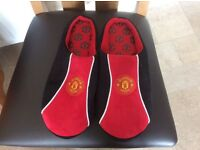 MEN'S Manchester United Slippers size 12