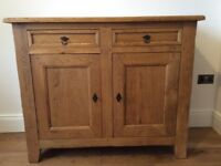 Pierson French Solid Oak Sideboard (as new)