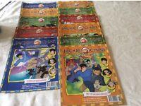 JACKIE CHAN ADVENTURE COMICS