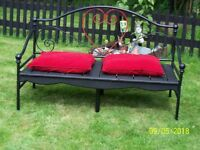 Garden Seat/Bench outdoor daybed